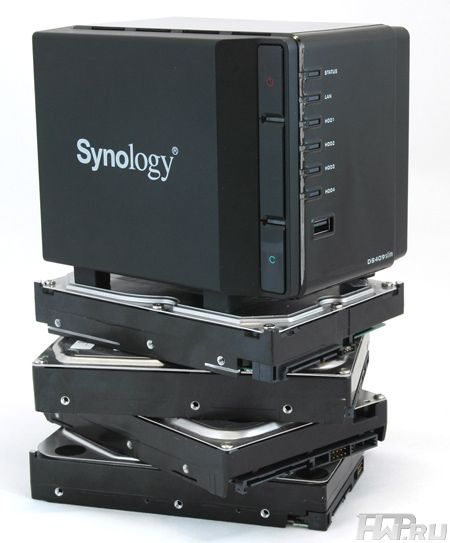 Synology DS409 Slim