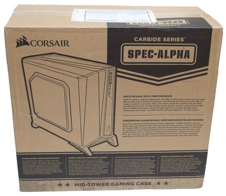 Corsair Spec Alpha