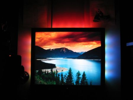 �������� ������� Philips Ambilight ������ ������