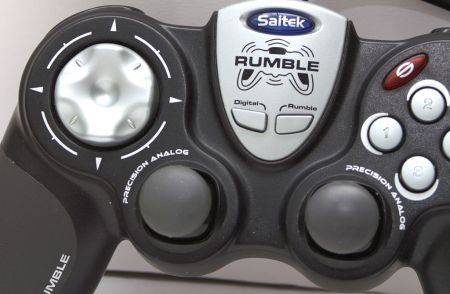 Saitek P2500 Rumble Force Pad