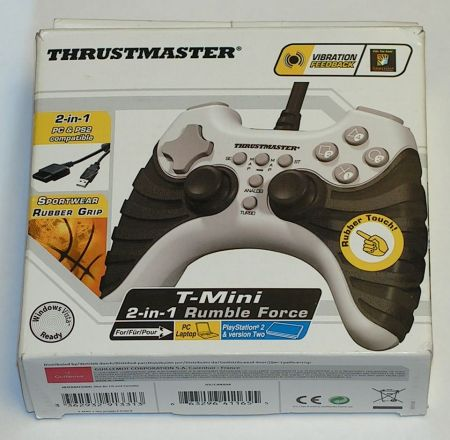 Thrustmaster T-Mini 2in1 Rumble Force