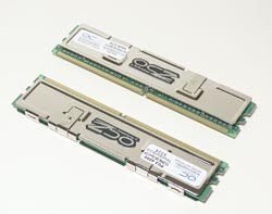 Память OCZ Platinum DDR2 PC6400