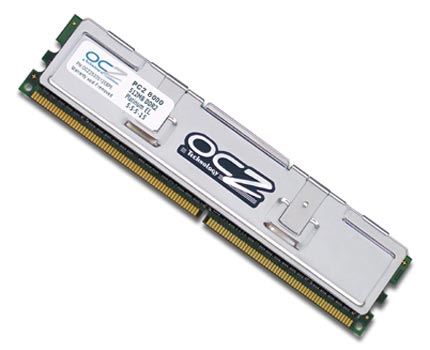 Память OCZ Platinum Enhanced Bandwidth DDR2 PC8000
