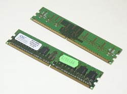 Память OCZ Value DDR2 PC4200