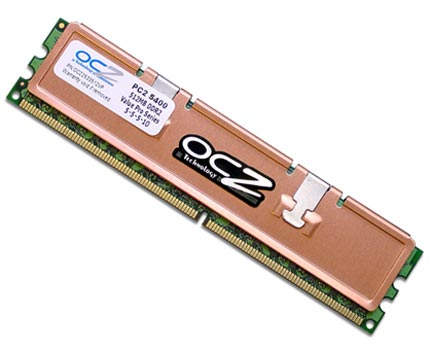 Память OCZ Value Pro DDR2 PC5400