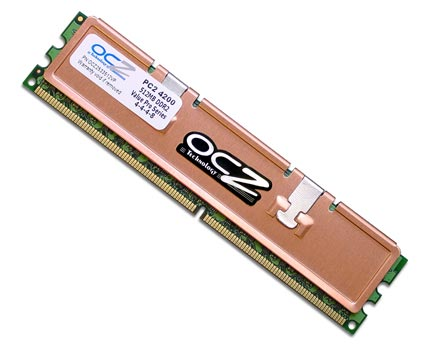 Память OCZ Value Pro DDR2 PC4200