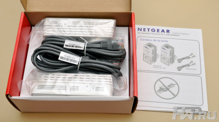 NetGear PowerLine AV+ 500