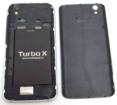 Turbo X5 Black