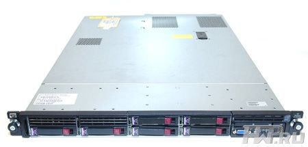 Сервер HP ProLiant DL360 G6