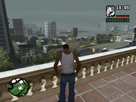 Grand Theft Auto San Andreas + MultiPlayer [0.3d]