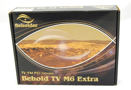 �������� Behold TV M6 Extra
