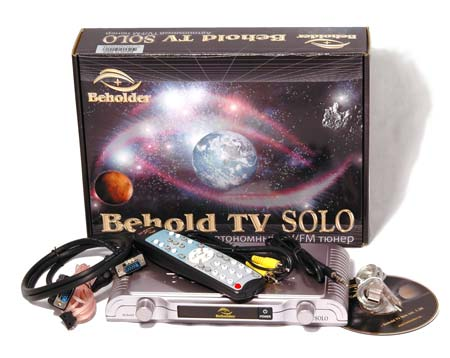 �������� �������� Behold TV Solo