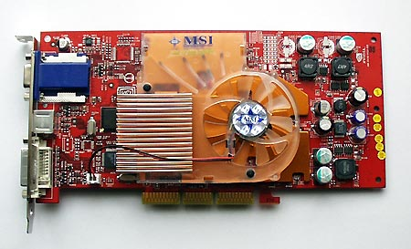 Asmart GeForce4 Ti4200 New